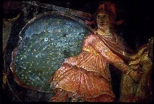 Il Dio Mitra indo-persiano